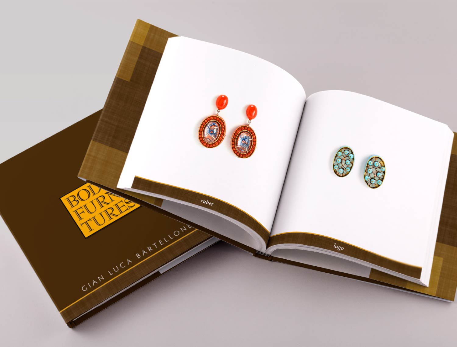 the 2018 jewelry catalogue bodyfurnitures gian luca bartellone gioielli italy author jewelry